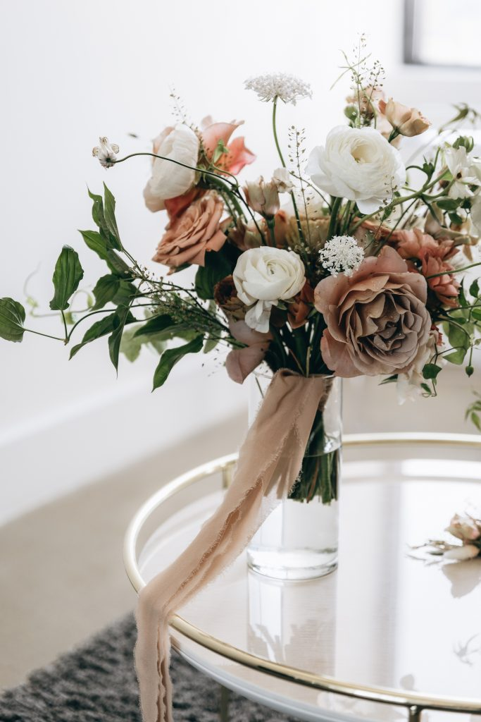 Dear Bayard, New York city wedding florist, New York city florist, the bordone, fall wedding New York city, Long Island city, wedding flowers, greenery wedding, Nyc florist